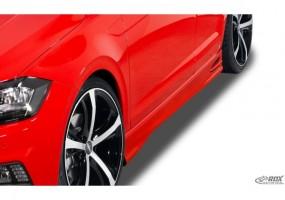 Paragolpes delantero Rieger Audi A3 (8V) 07.12-08.16 (antes de restyling)/3-puertas (hatchback 8V1), 5-puertas (sportback 8VA) A