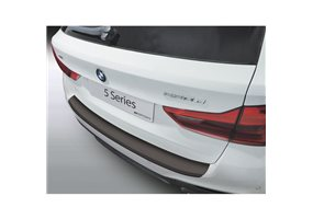 Protector Paragolpes Plastico Bmw G31 Serie 5 Touring M Sport 2017 Negro