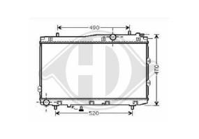 Paragolpes Delantero Bmw E46 Compact M-look